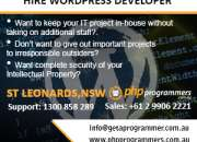Melbourne WordPress Web Developers