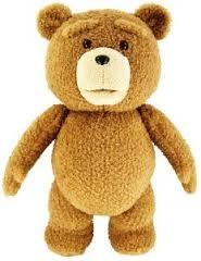 Teddy bear cushioned cat cave small 45 x 35 x 30cm