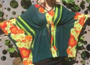 Don't miss desert poppy kaftan tops offered at great prices!