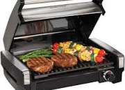 Stainless Steel BBQ Griddle