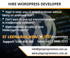 Wordpress developers for php framework