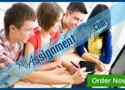 Solve Assignment Problem Online in Australia on MyAssignmenthelp com