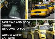 Melbourne taxi booking