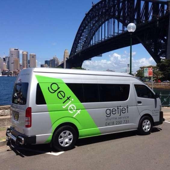 Sydney shuttle service north shore
