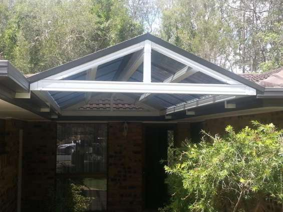 Insulated gable patios design brisbane - patioplus
