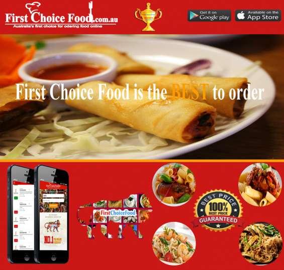 Order food online in melbourne