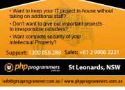 Drupal developers for CMS development sydney