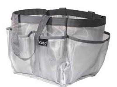 Big designer mesh bottom beach bag 2 for 1 offer
