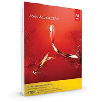 Adobe acrobat xi pro student and teacher edition mac