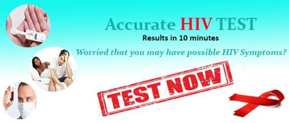 Worried about your hiv status?