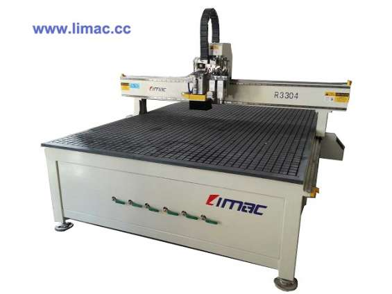 Chinese limac cnc cutting machine for pre-insulated phenolic duct for hvac