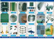 Manufacturer of Filters & meshes with different materials.