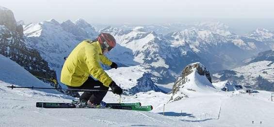 Ski snowboard holiday