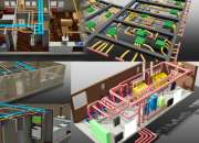 MEP BIM Consultancy Services - CAD Outsourcing