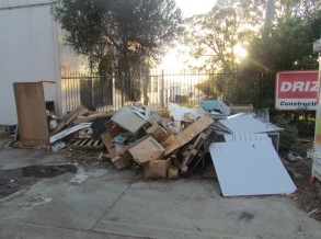 Rubbish removal in western sydney - right away rubbish removals