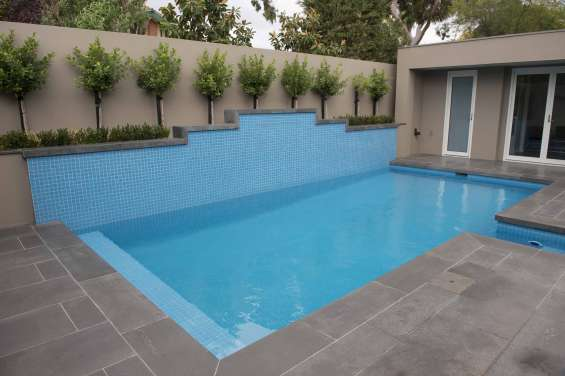 Premium quality bluestone pavers and pool coping in melbourne
