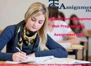 Web programming assignment help | 15 % off | tgah
