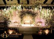A Brilliant team of Professional and Perfect Events Planners