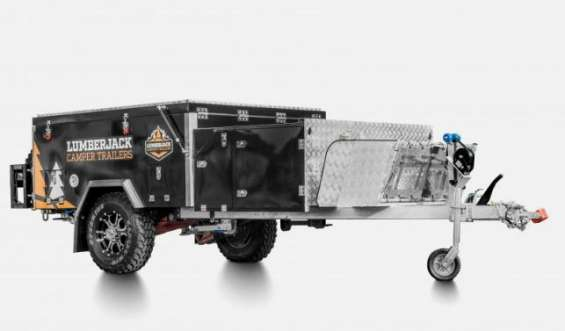 Find camper trailers for sale - lumberjack camper trailers