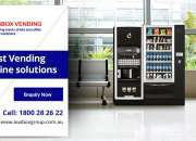 Looking For Vending Machine Business For Sale? Get Info