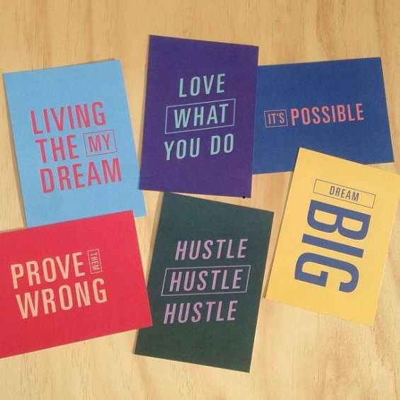 Pictures of Mi goals - empowering stationery brand 2