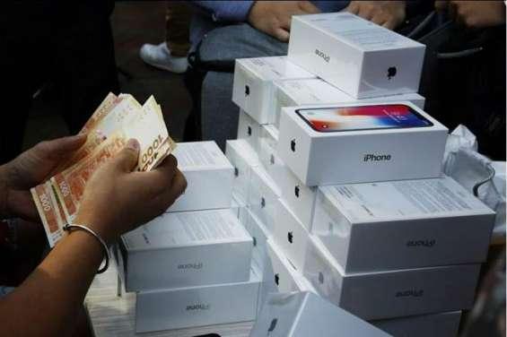 New apple iphone x, 256gb