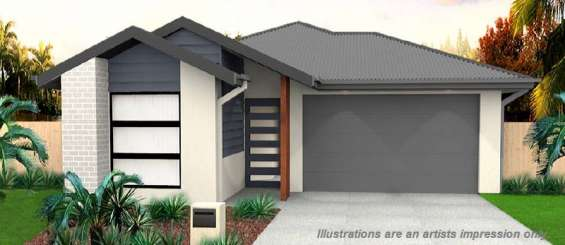 Lot 5885 bungil st, springfield rise, spring mountain house & land