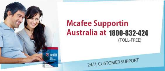 Enhance your antivirus's performance with mcafee support – 1800 832 424