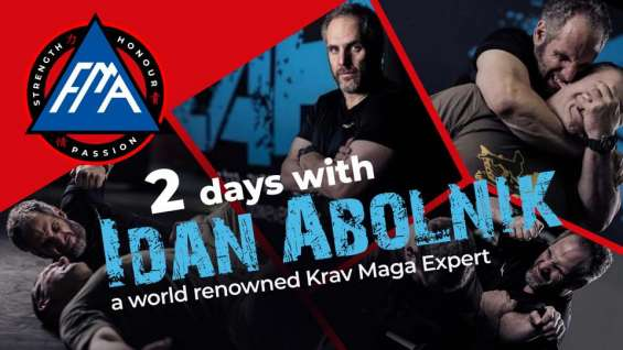 2 days with idan abolnik