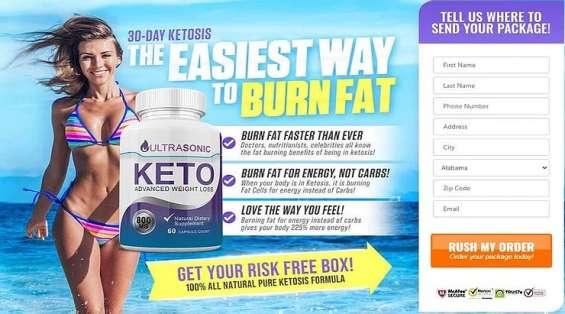 Ultrasonic keto : reduce belly fat & get slimmer body!