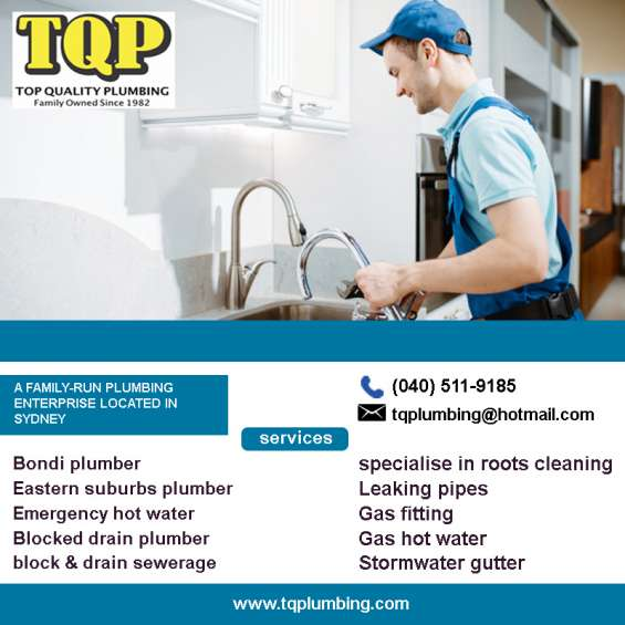 Local 24/7 emergency plumber north shore