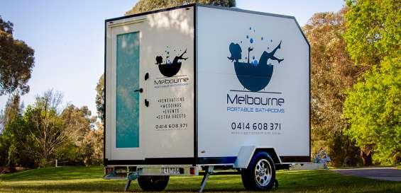 Quality portable toilet rental for events- melbourne portable bathrooms