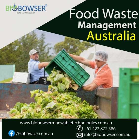 Food waste management australia