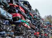 Car junk yards - car part