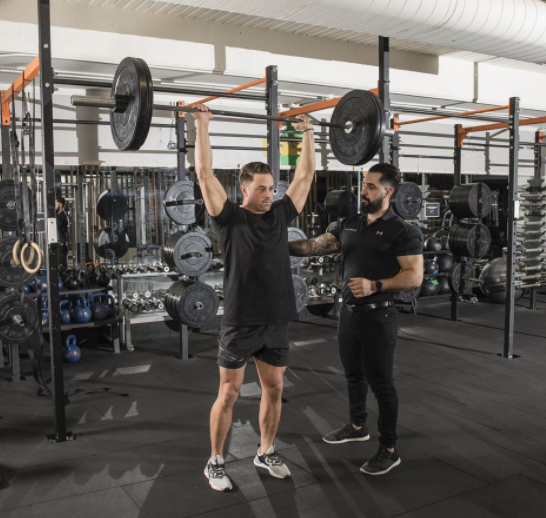 Personal training in bella vista to reach your fitness goals - call the body therapist