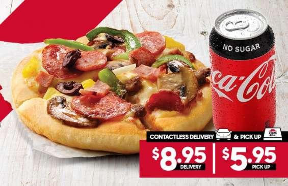 Personal pan combo on sale pizza hut moorebank - moorebank, nsw