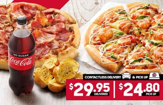 Pizza on sale pizza hut moorebank