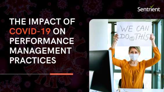 The impact of covid on performance management practices