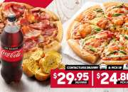 2 plus 2 pizza on sale pizza hut orange - orange, nsw