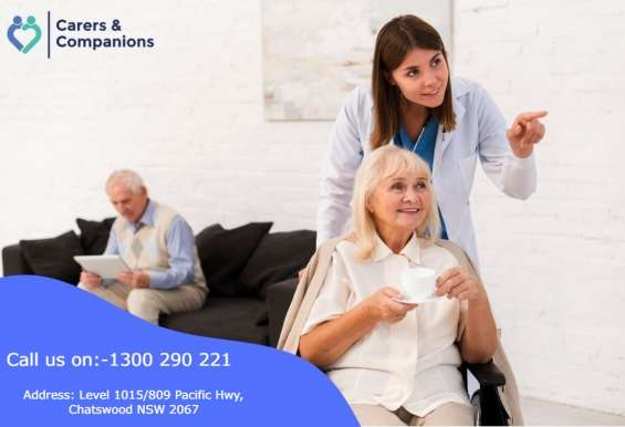 Affordable live in care services in sydney | carers and companions