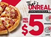 Best pizza on sale pizza hut orange