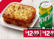 Pasta combo on sale pizza hut orange - orange, nsw