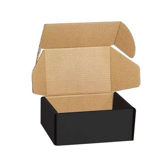 Shop white 100pcs 220 x 160 x 77mm diecut mailing boxes